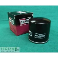 CHAMPION OIL FILTER , NORTON COMMANDO, TRIUMPH, GENUINE, 06-3371