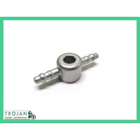 "AMAL CARB BANJO, DOUBLE, 180 DEG, 1/4"", GENUINE, 376/419"