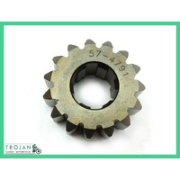 GEAR, LAYSHAFT, 5TH, TRIUMPH, 5 SPEED, GENUINE, 57-4791