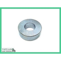 SWINGARM DISTANCE SPACER, LH, TRIUMPH, BSA, OIF, GENUINE, 83-2689