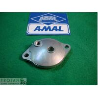AMAL CARB AMAL MIXING CHAMBER TOP, THREADED ADJUST, 900 SERIES, GENUINE, 928/064