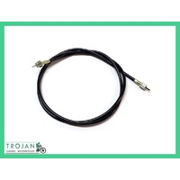 "SPEEDO CABLE, 5'11"" (71"") TRIUMPH 750, VEGLIA GAUGE, 1979 ON, 60-3376, CRL0081"