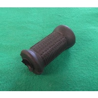 GEARCHANGE RUBBER, TRIUMPH, PLAIN, CLOSED END, 57-0449