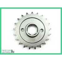 GEARBOX SPROCKET, TRIUMPH, 4 SPEED, UNIT, 21T, 57-1919 /21