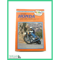 MANUAL, CLYMER, HONDA, CB650 FOURS, 1979-81, M336