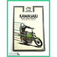 MANUAL, CLYMER, KAWASAKI, 250 - 350 TWINS, 1966-71, M352