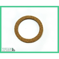 "PETROL, FUEL, TANK CAP CORK WASHER SEAL, 2 1/2"", TRIUMPH, BSA, 82-4048"