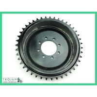 SPROCKET, BRAKE DRUM, TRIUMPH, 43T, BOLT ON, 37-1276